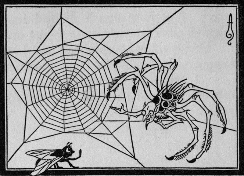 The Last Fly by Boris Artzybasheff (1922)
